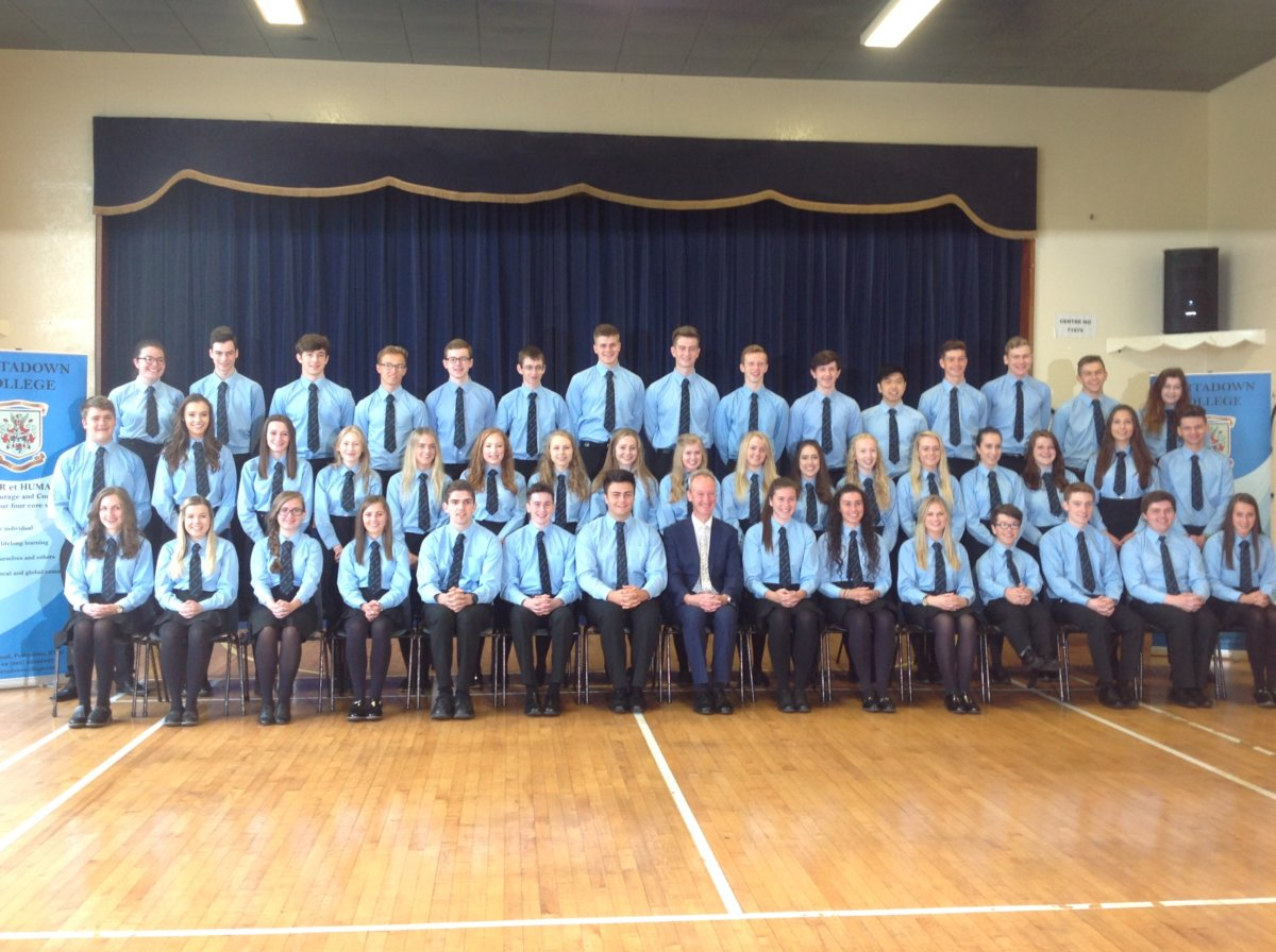 Prefects 2016 2017