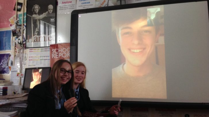 Year 11 Journalists Publish Their Bbc News School Report