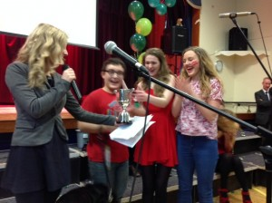 INTER HOUSE MUSIC - SHILLINGTON