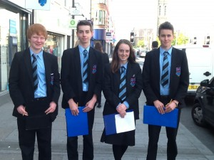 Year 12 Controlled Assessment Photo 2