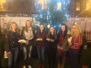Year 14 Christmas markets