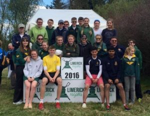 Rowing group 2016
