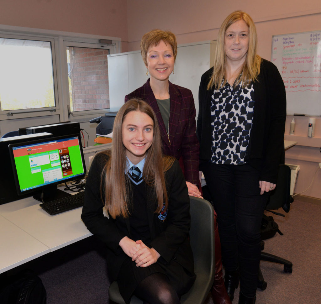 Pc Students Excel As They Achieve Top Places In Ni Ccea